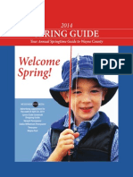 Wayne County Spring Guide
