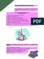 4.4. Orientaciones Metodológicas
