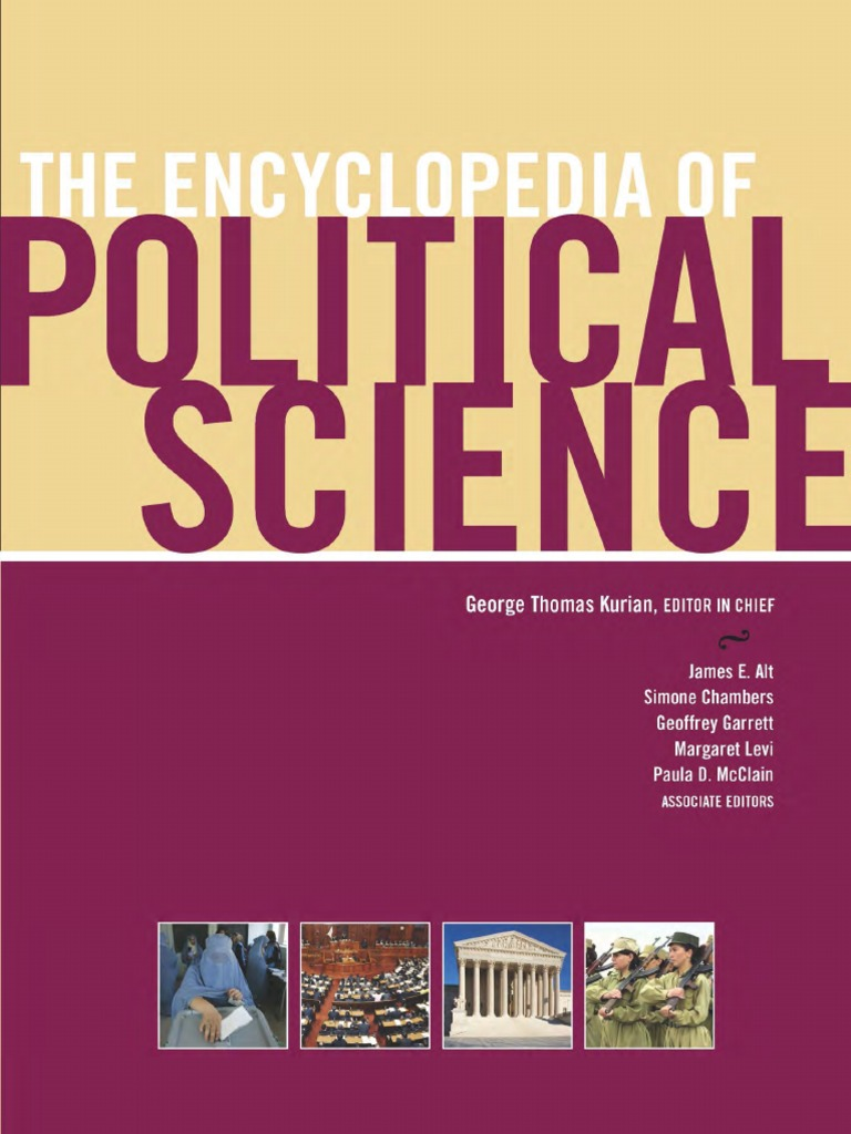 fa322d1807 The Encyclopedia of Political Science Set