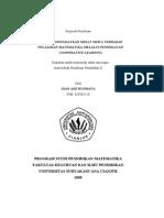 Proposal Penelitian Dian