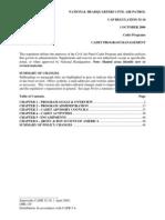 CAP Regulation 52-16 - 10/01/2006