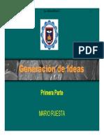 2.- Generación de Ideas
