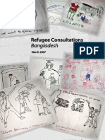 Refugee Consultations in BD