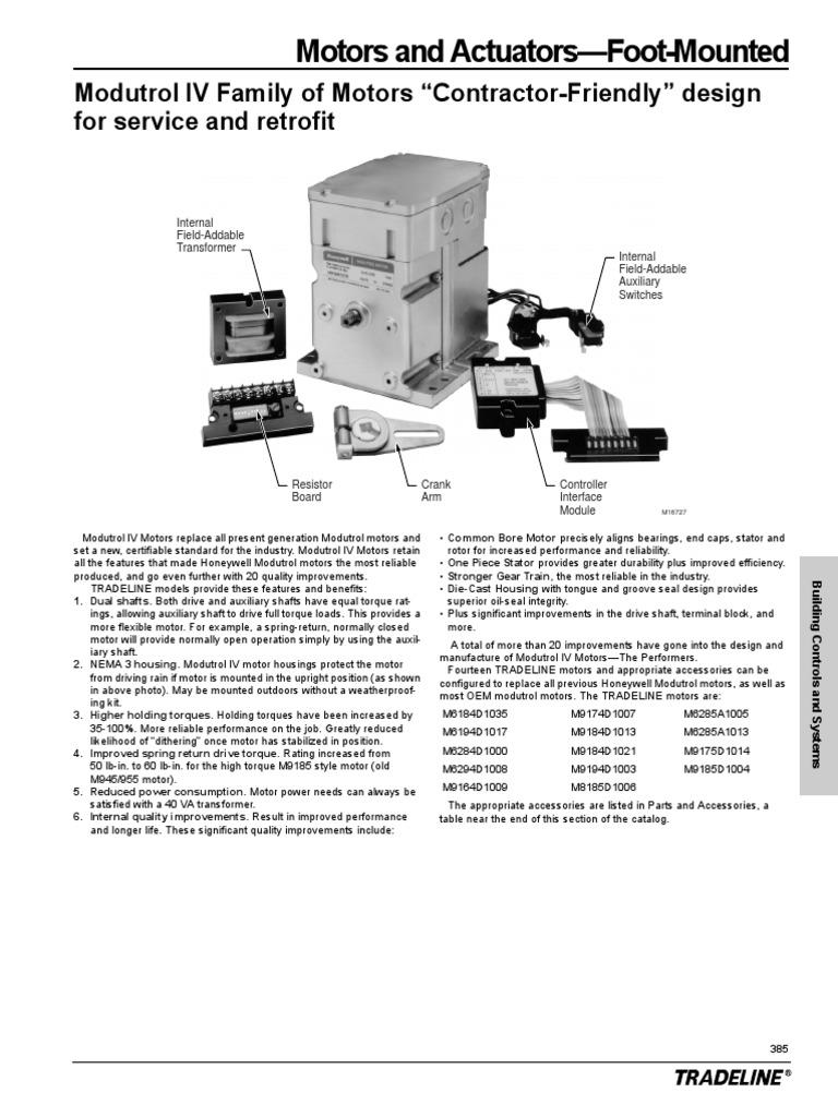 Strange Motor Modutrol Honeywell Pdf Switch 3 3K Views Wiring Cloud Venetbieswglorg