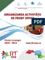 Organizarea Activitatii de Front Office
