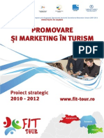 Promovare Si Marketing in Turism