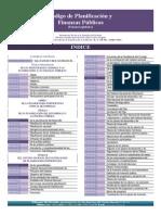 Codigo de Planificacion y Finanzas Publicas
