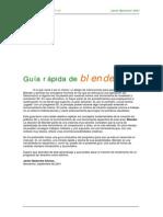 Guía Rápida de Blender 3D (Ed2kMagazine.com)