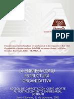 Sotrami Empresa Estructura Organizacion