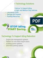VRI Solutions Pvt Ltd - Idling Reduction Technology Solutions