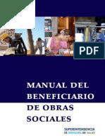 Manual Del Beneficiario de Obras Sociales(2011 EN VIGENCIA)