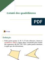 3 ANO - Estudo Dos Quadriláteros - 2007
