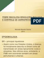 Febre Maculosa Brasileira - Biologia e Controle de Carrapatos