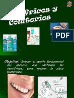 Dentífricos y Colutorios