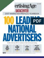 Leading US Advertisers