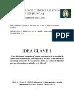 Idea Clave 1