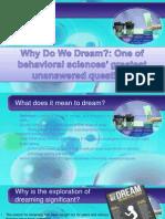 dreams presentation