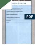 Lectura Cap. 01.1 - Fisiología Transporte - Costanzo