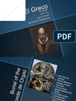 el greco presentation copy