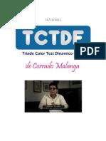 TCTDF - Corrado Malanga Ro