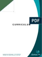 Curriculum IMASA 2014