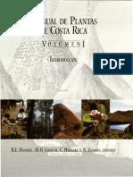 Manual de Plantas de Costa Rica volumen 1 Introducción.pdf