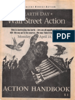 Earth Day Wall Street Action Handbook