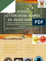 Presentation Ict for Social Science
