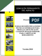 EspecificacionesMezclasDelgadas_V2010