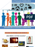 Introducción Al Consumo Colaborativo