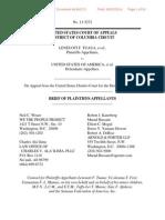 Tuaua, Brief of Plaintiffs-Appellants