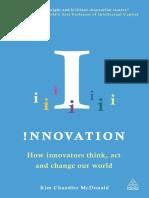 Innovation-How Innovators Think