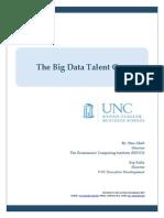 The Big Data Talent Gap White Paper1