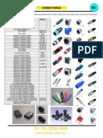 M- Conectores y Accesorios de Audio y Video