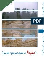 Mineralogia (Silicatos - Argilas)_68161