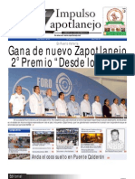 Impulso Zapotlanejo Octubre 2009-1