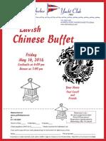 Lavish Chinese Buffet