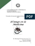 Santurio Scocozza Mariángela El Tango en La Medicina