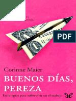 Buenos Dias Pereza de Corinne Maier r1.0