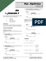 Álgebra ELITE Repaso y Regularizacion 11.1