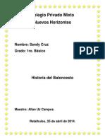 Historia Baloncesto Horizontes 2