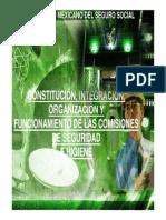 3.-Comision de Seguridad e Higiene Imss 2013