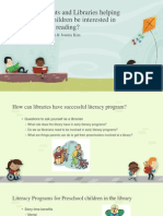 final how are parents and libraries helping pre-school children final copy