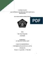 CBD Ria - Katarak Senilis Immatur OD