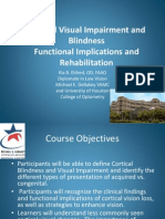 Cortical Visual Impairment and Blindness-PPT-Hadley
