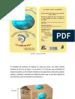 Etiqueta y Caja Sardina