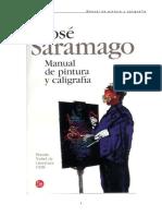 José Saramago-Manual de Pintura y Caligrafia-Punto de Lectura (2004)