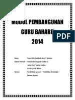 Cover Modul Pembangunan