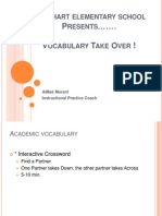 academic vocabulary final