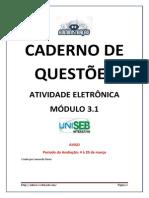 Atividade Elet Mod 3.1